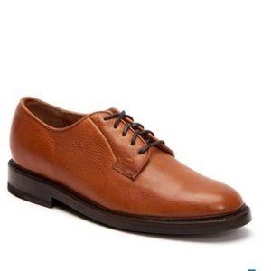 Frye Jones Plain round Toe Oxford shoes